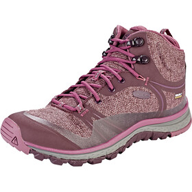Keen Terradora WP Mid Shoes Women wine tasting/tulipwood